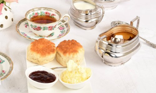 cream tea website