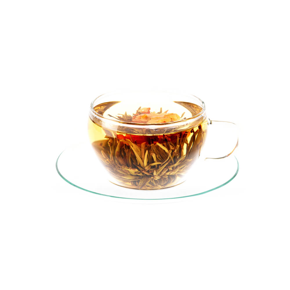 Jasmine Tea Balls Original 02 Camellias Tea House
