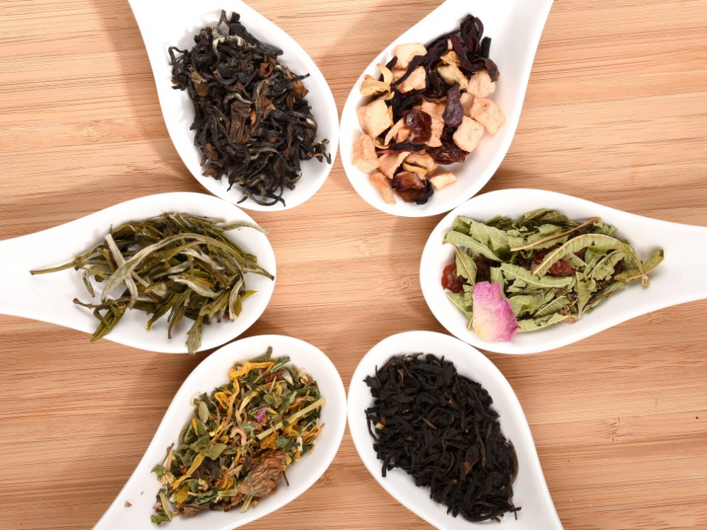 01 Tea Types
