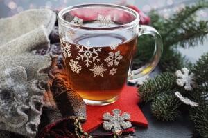 Page Christmas tea 2017