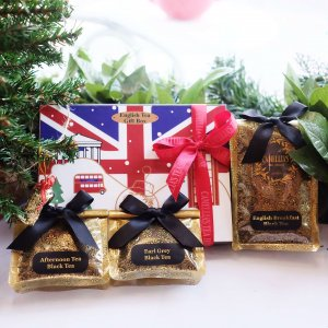 English Tea Gift Box