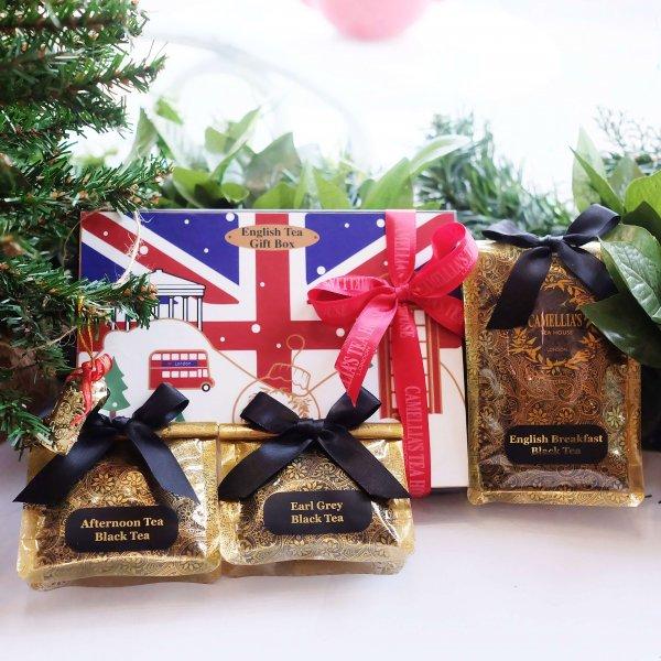 English Tea Gift Box