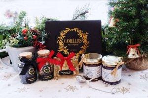Christmas Tea Gift Boxes