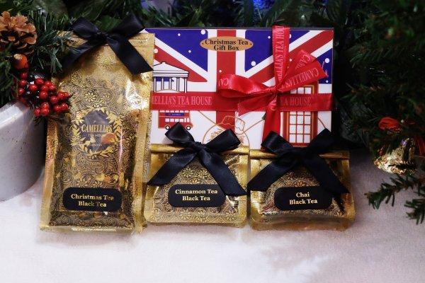 Christmas Tea Black Box