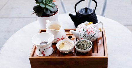 Tea and Lunar New Year
