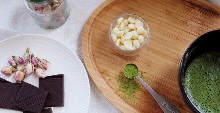 Tea Chocolate Pairing Guide