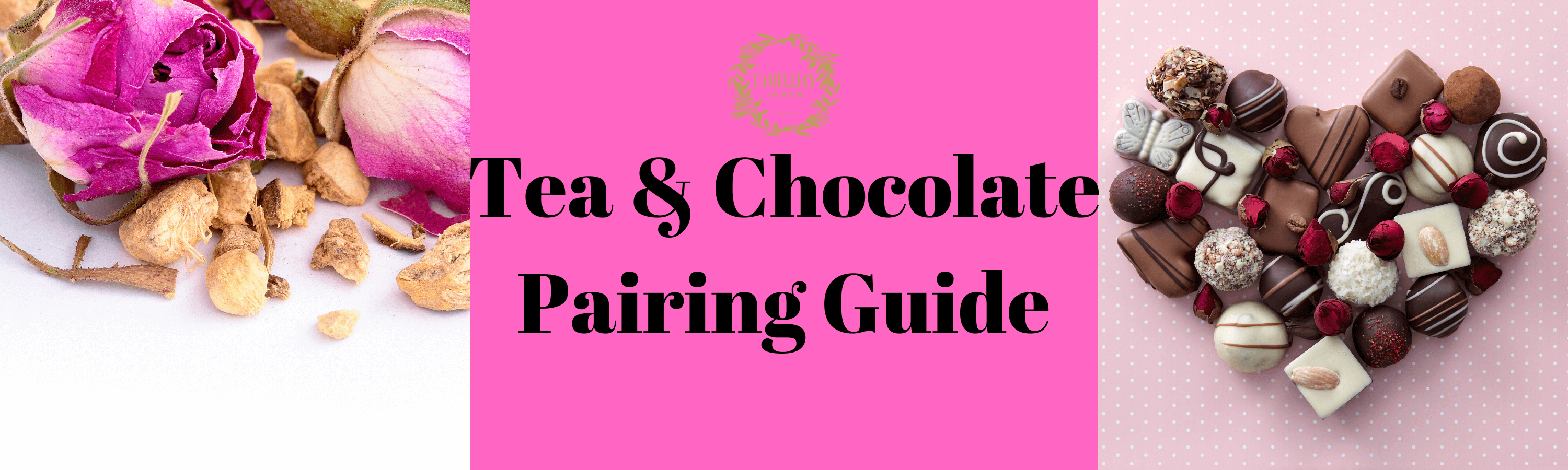 Chocolate and Tea Pairing Guide