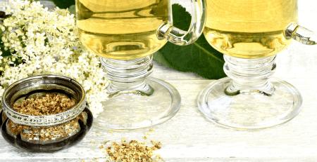 elderflower health benefit