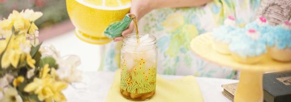 Cold Brew Iced-Teas