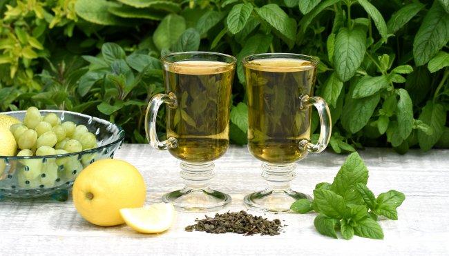 Peppermint Tea For Allergy